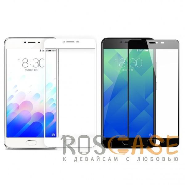 Фото Artis 2.5D   Цветное защитное стекло на весь экран для Meizu U10 на весь экран
