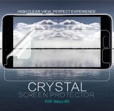 Nillkin Crystal | Прозрачная защитная пленка для Meizu M5
