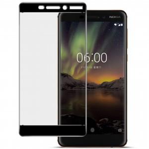 Mocolo (full glue) | Защитное стекло для Nokia 6.1 с полной проклейкой на весь экран
