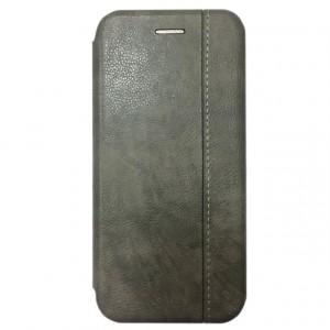 Open Color 2 | Чехол-книжка на магните для Samsung Galaxy A6 Plus (2018) с подставкой и внутренним карманом