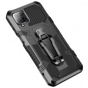 i-Crystal | Противоударный чехол с креплением на пояс и подставкой  для Huawei P40 Lite