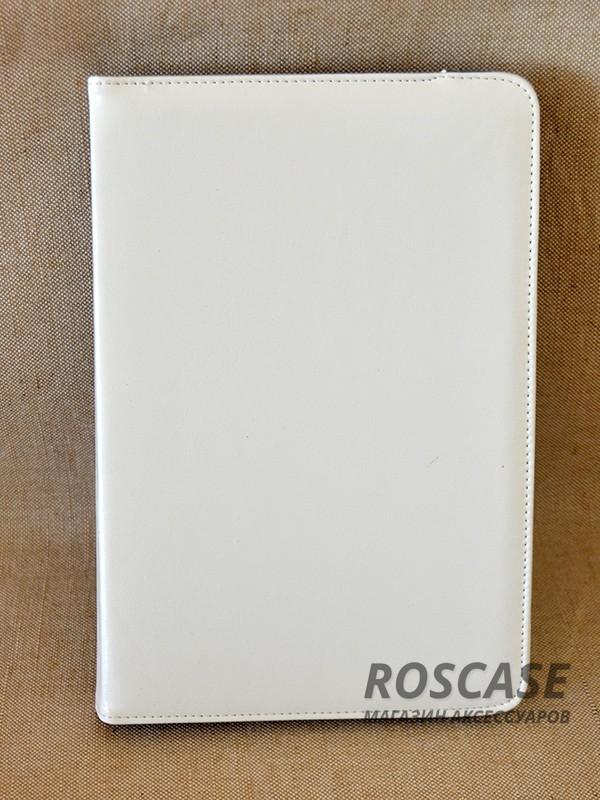 Универсальный чехол TTX (360 градусов) для планшета 8 (Белый)Описание:бренд:&amp;nbsp;TTX;совместим с планшетами с диагональю 8 дюймов;используемые материалы: поликарбонат, искусственная кожа;форма чехла: книжка.&amp;nbsp;Особенности:эластичная резинка;вращается на 360 градусов;функция подставки;усиленный поликарбонатный каркас;элегантный дизайн;строчный шов по краю;полный набор функциональных прорезей.<br><br>Тип: Чехол<br>Бренд: TTX<br>Материал: Искусственная кожа