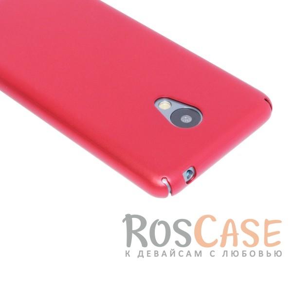 Фото Красный Joyroom   Матовый soft-touch чехол для Meizu M3 / M3 mini / M3s с защитой торцов