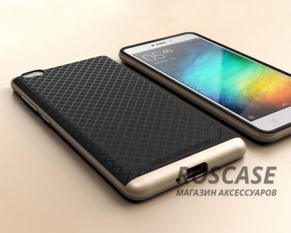 Чехол iPaky TPU+PC для Xiaomi Redmi 3 (Черный / Золотой)Описание:производитель - iPaky;совместим с Xiaomi Redmi 3;материал: термополиуретан, поликарбонат;форма: накладка на заднюю панель.Особенности:эластичный;рельефная поверхность;прочная окантовка;ультратонкий;надежная фиксация.<br><br>Тип: Чехол<br>Бренд: Epik<br>Материал: TPU