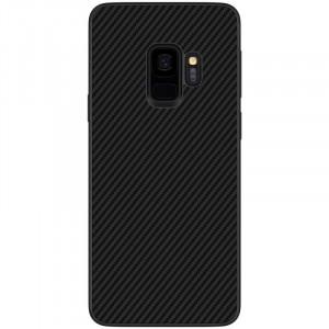 Nillkin Synthetic Fiber | Карбоновый чехол для Samsung Galaxy S9