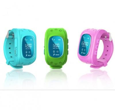 Детские умные часы c GPS