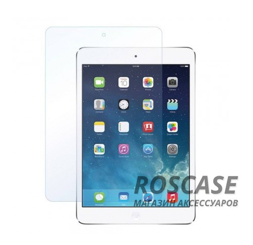 фото защитное стекло Ultra Tempered Glass 0.33mm (H+) для Apple IPAD mini