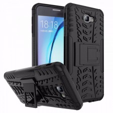 Противоударный двухслойный чехол Shield Samsung G570F Galaxy J5 Prime (2016) с подставкой
