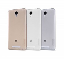 фото TPU чехол Nillkin Nature Series для Xiaomi Redmi Note 2 / Redmi Note 2 Prime