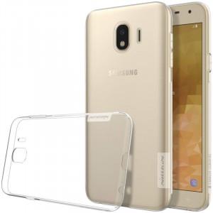 Nillkin Nature | Прозрачный силиконовый чехол для Samsung J400F Galaxy J4 (2018)
