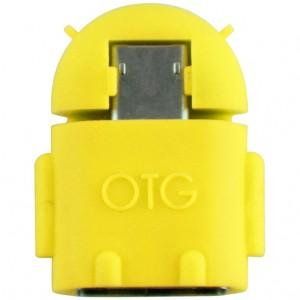 Navsailor | Адаптер microUSB to USB OTG (B101)