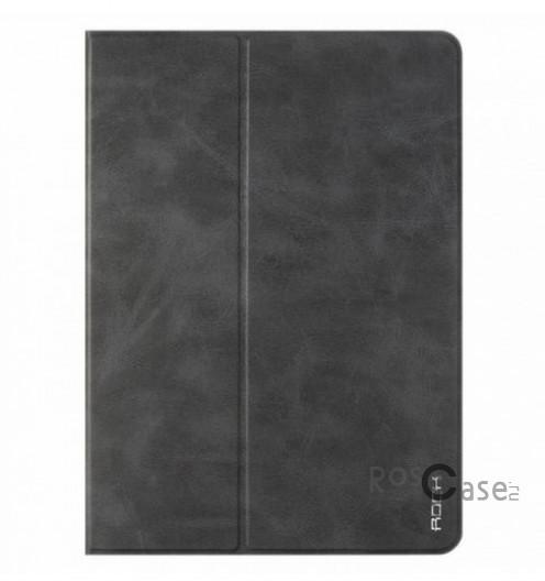 Кожаный чехол (книжка) ROCK Rotate Series Ver.2 для Apple iPad Air 2 (Серый / Dark Grey)Описание:Чехол изготовлен компанией&amp;nbsp;Rock;Спроектирован для Apple iPad&amp;nbsp;Air 2;Материал  -  прочный поликарбонат и искусственная синтетическая кожа и полиуретан;Форма  -  чехол в виде книжки.Особенности:Исключается появление царапин и возникновение потертостей;Восхитительная амортизация при любом ударе;Обширная цветовая гаммаНе деформируется;Декоративная фактура;Функция Sleep mode;Возможен поворот вокруг своей оси.<br><br>Тип: Чехол<br>Бренд: ROCK<br>Материал: Искусственная кожа