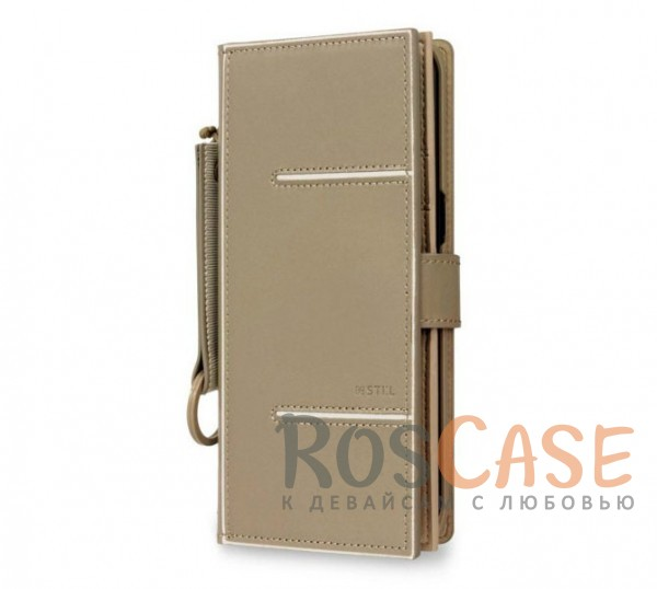 Кожаный чехол-книжка STIL Agnes Series для Samsung G935F Galaxy S7 Edge (+ карманы для визиток)Описание:создан компанией&amp;nbsp;STIL;совместим с&amp;nbsp;Samsung G935F Galaxy S7 Edge;материал - натуральная кожа, пластик;тип - чехол-книжка.<br><br>Тип: Чехол<br>Бренд: Stil<br>Материал: Натуральная кожа