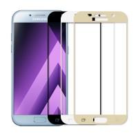 Противоударное 3D стекло  для Samsung Galaxy A5 2017 (A520F)