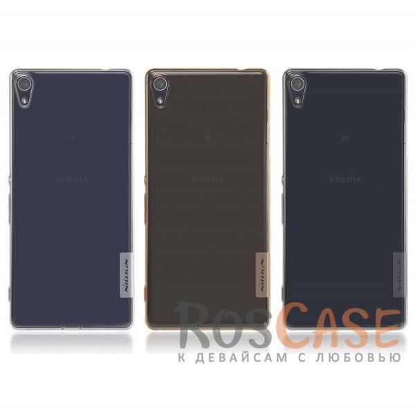 Мягкий прозрачный силиконовый чехол для Sony Xperia XA Ultra DualОписание:бренд&amp;nbsp;Nillkin;совместимость - Sony Xperia XA Ultra Dual;материал  -  термополиуретан;тип  -  накладка.&amp;nbsp;Особенности:в наличии все вырезы;не скользит в руках;тонкий дизайн;защита от ударов и царапин;прозрачный;заглушка на отверстие для зарядки.<br><br>Тип: Чехол<br>Бренд: Nillkin<br>Материал: TPU