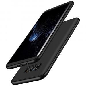 GKK LikGus 360° | Двухсторонний чехол для Samsung G950 Galaxy S8 с защитными вставками
