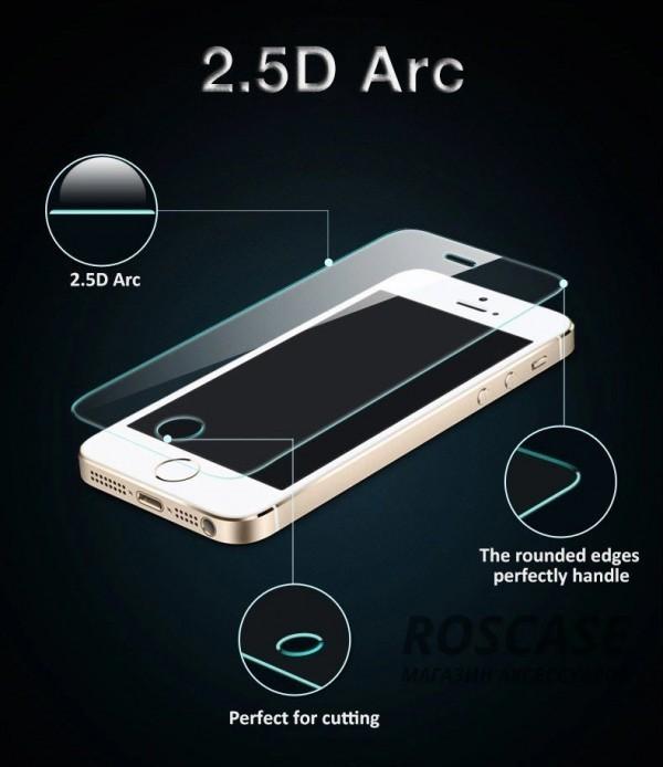 "изображение защитное стекло High Quality Tempered Glass 0.33mm (2.5D) для Apple iPhone 6/6s (4.7"")"