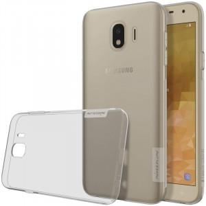 Nillkin Nature   Прозрачный силиконовый чехол для Samsung J400F Galaxy J4 (2018)