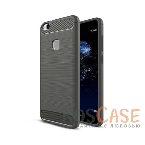 Стильный чехол с карбоновыми вставками iPaky (original) Slim для Huawei P10 Lite (Серый)Описание:совместим с Huawei P10 Lite;материал: термополиуретан;тип: накладка;эластичный;свойство анти-отпечатки;защита углов от ударов;ультратонкий;защита боковых кнопок;надежная фиксация.<br><br>Тип: Чехол<br>Бренд: iPaky<br>Материал: Поликарбонат