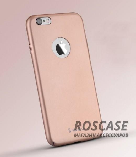Чехол iPaky Metal Plating Series для Apple iPhone 6/6s (4.7) (Rose Gold)Описание:производитель: iPaky;совместимость: смартфон Apple iPhone 6/6s (4.7);материал: поликарбонат;форм-фактор: накладка.Особенности:прочный и износостойкий;надежно фиксируется;не теряет первоначальный вид после длительной эксплуатации;не деформируется;легко чистится.<br><br>Тип: Чехол<br>Бренд: Epik<br>Материал: Пластик