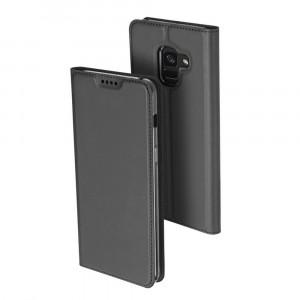 Dux Ducis | Чехол-книжка для Samsung A530 Galaxy A8 (2018) с функцией подставки и картхолдером