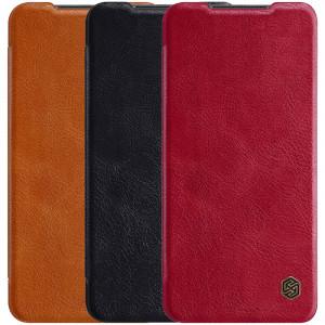 Nillkin Qin | Чехол-книжка из Premium экокожи для Xiaomi Redmi Note 9 / Redmi 10X