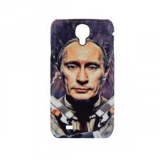 """Оригинальный чехол """"Путин""""  для Samsung Galaxy S4 (i9500)"""