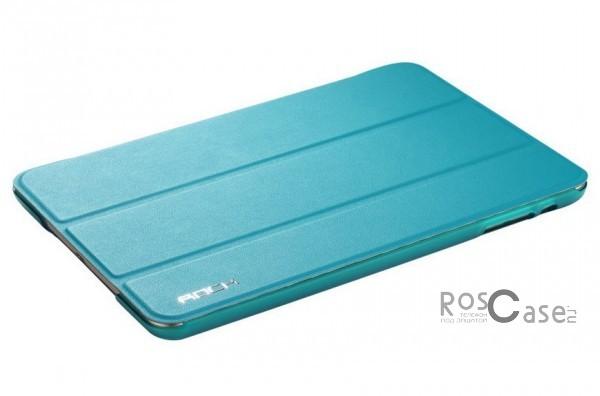 Кожаный чехол (книжка) Rock Uni Series для Apple IPAD mini (RETINA)/Apple IPAD mini 3 (Синий / Blue)Описание:производитель  - &amp;nbsp;Rock;совместим с Apple IPAD mini (RETINA)/Apple IPAD mini 3;материалы  -  кожзам и микрофибра;форма  -  чехол-книжка.&amp;nbsp;Особенности:может выполнять роль подставки;имеет все необходимые вырезы;легко чистится;не увеличивает габариты планшета;защищает от ударов и падений;не выцветает.<br><br>Тип: Чехол<br>Бренд: ROCK<br>Материал: Искусственная кожа