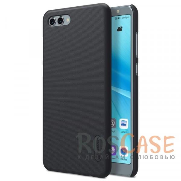 Матовый чехол Nillkin Super Frosted Shield для Huawei Nova 2s (+ пленка) (Черный)Описание:совместимость: Huawei Nova 2s;материал: поликарбонат;тип: накладка;закрывает заднюю панель и боковые грани;защищает от ударов и царапин;рельефная фактура;не скользит в руках;ультратонкий дизайн;защитная плёнка на экран в комплекте.<br><br>Тип: Чехол<br>Бренд: Nillkin<br>Материал: Поликарбонат