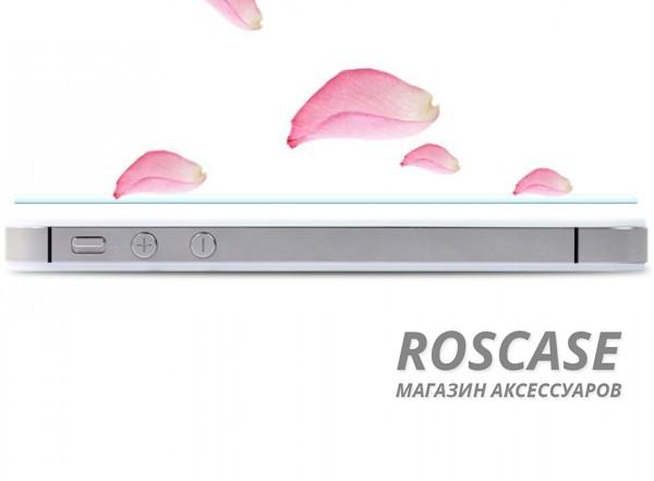 фото защитное стекло Nillkin Anti-Explosion Glass (H) для Apple iPhone 4/4S (+ пленка на заднюю панель)