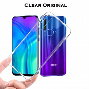 Clear Original | Прозрачный TPU чехол 2мм  для Huawei Honor 10i