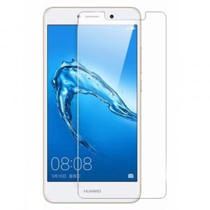 H+ | Защитное стекло для Huawei Y7 / Y7 Prime (в упаковке)
