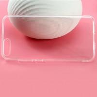 Ультратонкий силиконовый чехол для Xiaomi Mi 6