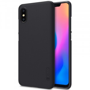 Nillkin Super Frosted Shield | Матовый чехол для Xiaomi Mi 8 Explorer Edition (+ пленка)