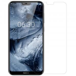 H+ | Защитное стекло для Nokia 6.1 Plus (Nokia X6) (картонная упаковка)
