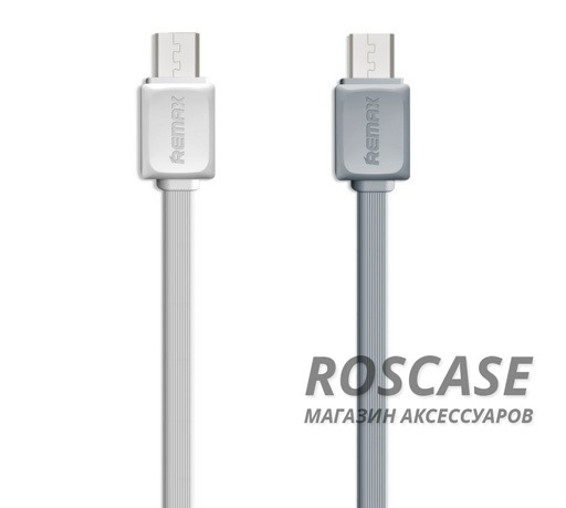 фото дата кабель Remax Fast USB to MicroUSB (1m)