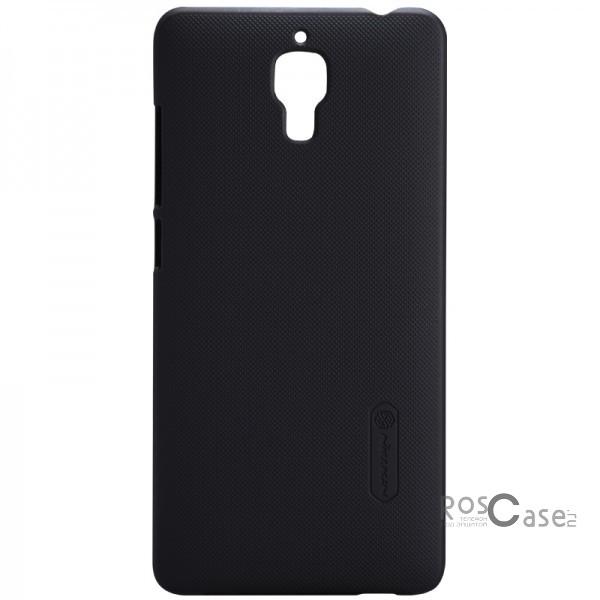 Матовый чехол для Xiaomi MI4 (+ пленка) (Черный)Описание:производитель  -  компания&amp;nbsp;Nillkin;идеально совместим с Xiaomi MI4;материал  -  пластик;форма  -  накладка.&amp;nbsp;Особенности:в наличии все вырезы;матовая поверхность;не увеличивает габариты;пленка в комплекте;защита от механических повреждений;на чехле не видны потожировые следы.<br><br>Тип: Чехол<br>Бренд: Nillkin<br>Материал: Поликарбонат