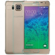 фото Защитное стекло Ultra Tempered Glass 0.33mm (H+) для Samsung G850F Galaxy Alpha