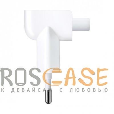 Фотография Белый  Переходник для зарядки MacBook Magsafe / Magsafe 2