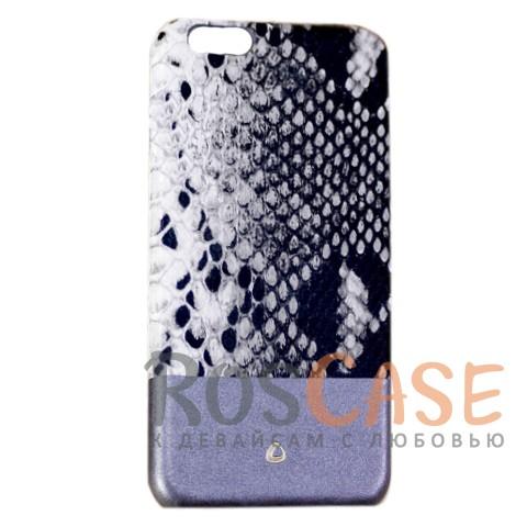 Накладка OCCA Explore Collection из натуральной кожи для Apple iPhone 6/6s (4.7) (Черный)Описание:бренд -&amp;nbsp;OCCA;материал - натуральная кожа;совместимость - Apple iPhone 6/6s (4.7);тип - накладка.<br><br>Тип: Чехол<br>Бренд: OCCA<br>Материал: Натуральная кожа