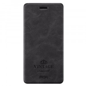 MOFI Vintage | Кожаный чехол-книжка с карманом для Xiaomi Redmi Note 5A / Redmi Y1 Lite