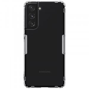 Nillkin Nature | Прозрачный силиконовый чехол  для Samsung Galaxy S21