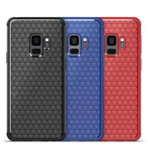 Nillkin Weave | Ультратонкий чехол для Samsung Galaxy S9 с дополнительной защитой углов