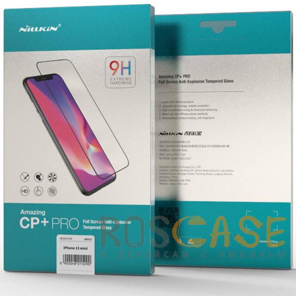 Изображение Черный Nillkin CP+ PRO | Закаленное защитное стекло для iPhone 13 Mini