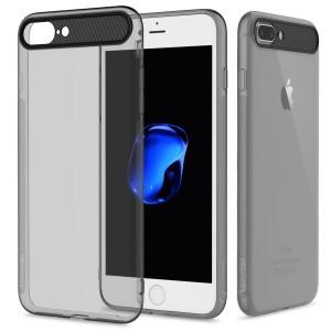 Rock Ace | Силиконовый чехол для iPhone 7 Plus с матовой пластиковой вставкой