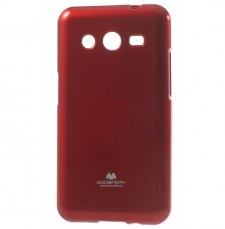 фото TPU чехол Mercury Jelly Color series для Samsung G355 Galaxy Core 2