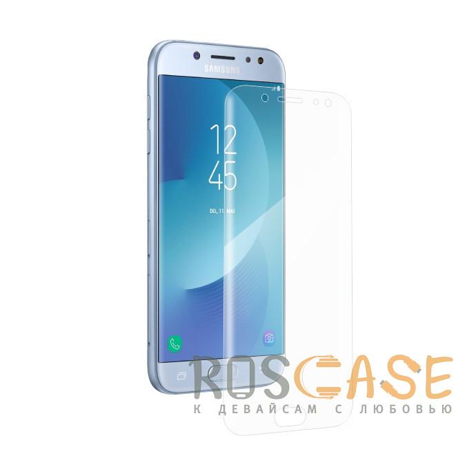 Фото Гидрогелевая защитная пленка Rock для Samsung Galaxy J7 2017 (J730)