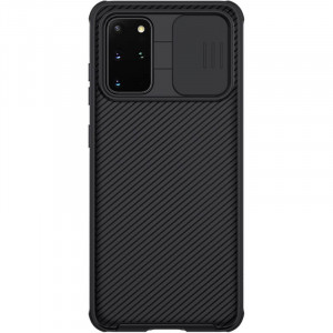 Nillkin CamShield Pro | Чехол из пластика и TPU с защитой камеры для Samsung Galaxy S20 Plus