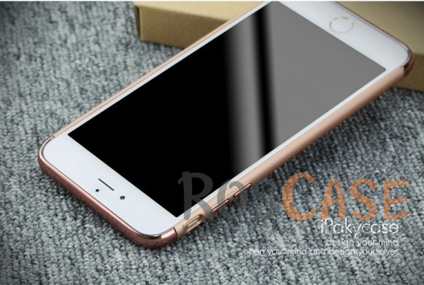 фото Rose Gold Чехол iPaky Joint Series для Apple iPhone 7 (4.7