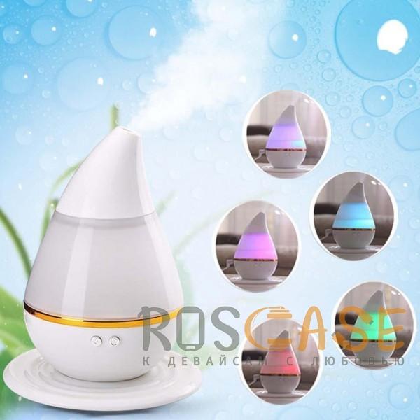 Фото Компактный USB Увлажнитель воздуха Ultrasound Atomization Humidifier